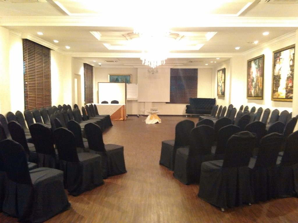The Colonial at Scotts corporate event venue for rent Singapore