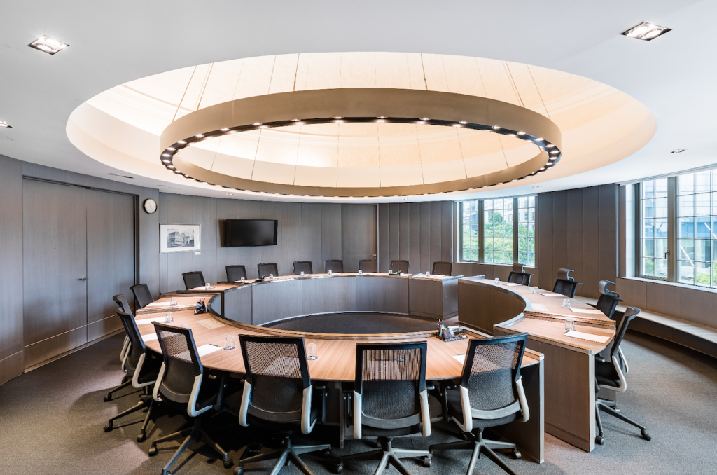 Maxwell Chambers meeting room for rent Singapore