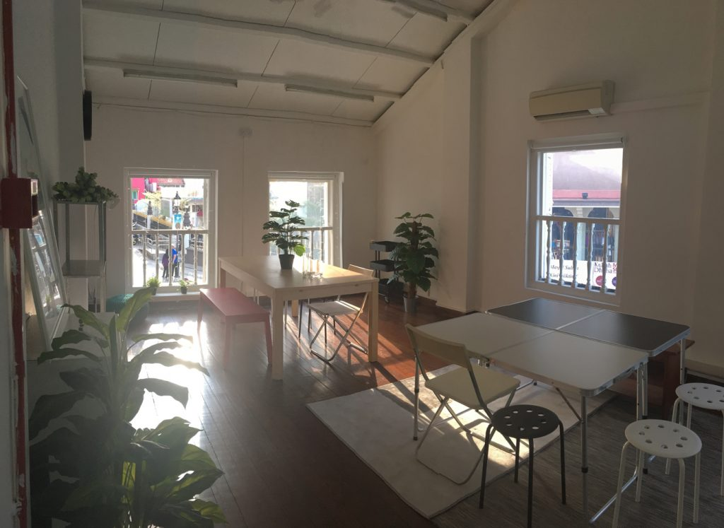 Designspace meeting room for rent Singapore