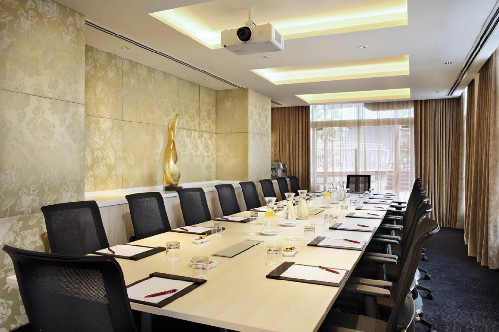 Halia @ Village Hotel Katong conference room for rent Singapore