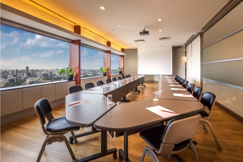 Wangz Business Centre Pinnacle conference room for rent Singapore
